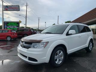 Used 2012 Dodge Journey SE Plus for sale in Cobourg, ON