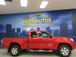 Used 2010 Toyota Tacoma SR5 4X4 V-6 AUTOMATIQUE 74400KM for sale in Lévis, QC