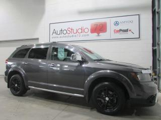 Used 2014 Dodge Journey CROSSROAD **TOIT**CUIR**MAGS**TOUCHSCREE for sale in Mirabel, QC