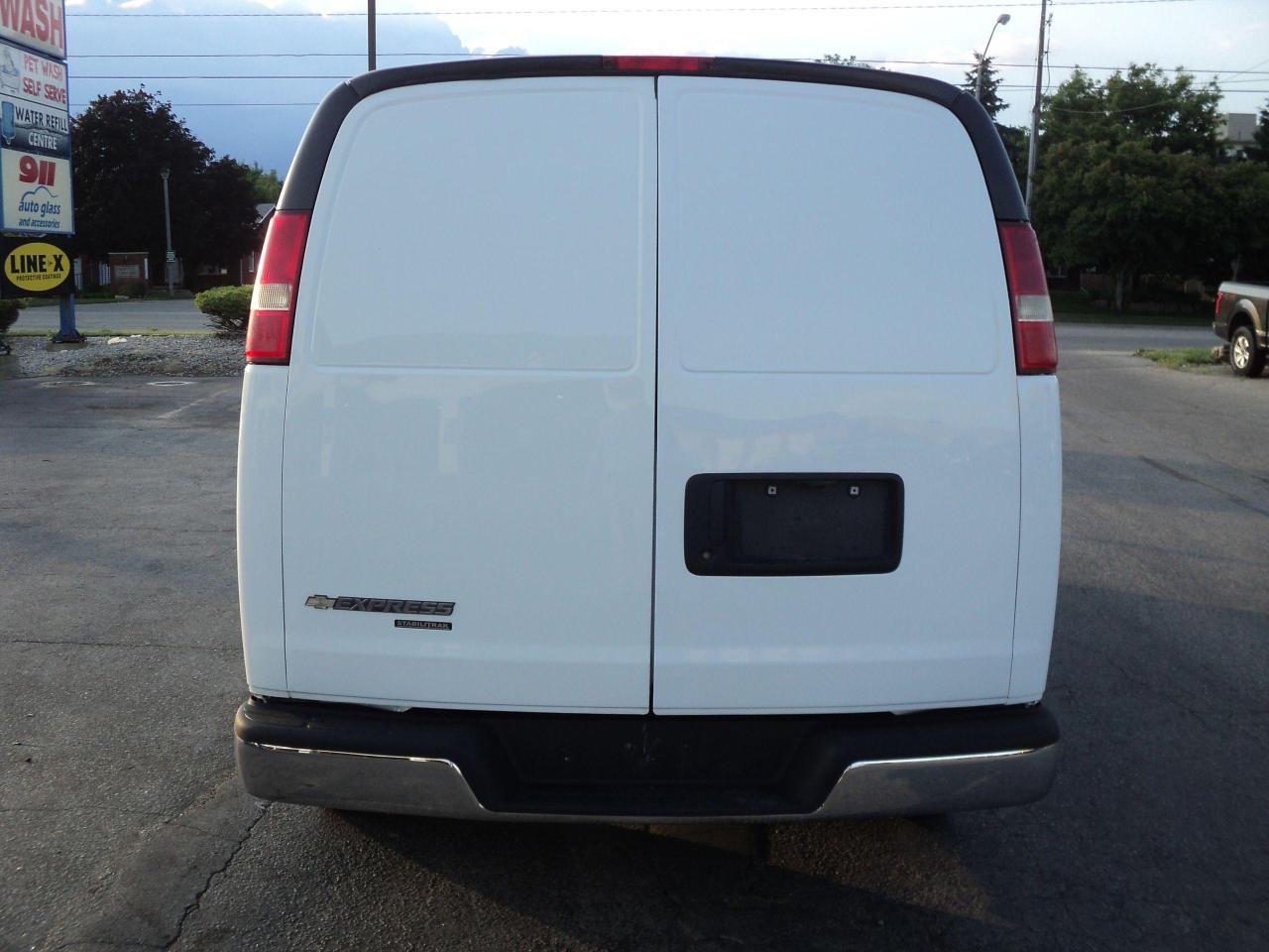 2014 Chevrolet Express