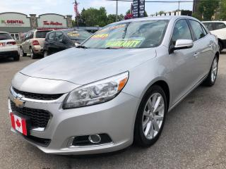 Used 2014 Chevrolet Malibu LT for sale in Scarborough, ON