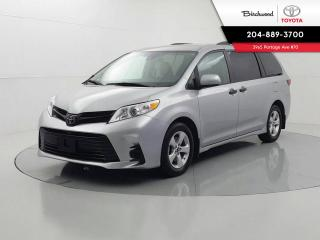 Used 2019 Toyota Sienna 7-Passenger FWD Manager Special for sale in Winnipeg, MB