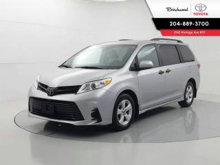 Used 2019 Toyota Sienna 7-Passenger FWD Manager Special! for sale in Winnipeg, MB