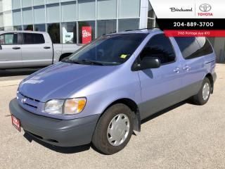 Used 1998 Toyota Sienna CE for sale in Winnipeg, MB