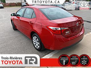 Used 2016 Toyota Corolla LE berline 4 portes CVT for sale in Trois-Rivières, QC