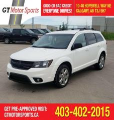 Used 2016 Dodge Journey SXT for sale in Calgary, AB
