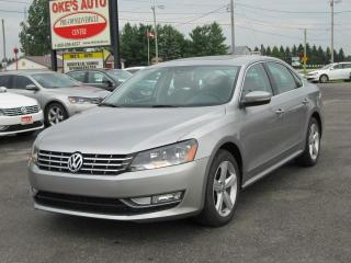 Used 2013 Volkswagen Passat 2.0L TDI SE AUTOMATIC for sale in Alvinston, ON