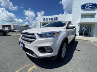 Used 2017 Ford Escape SE - AWD, SEAT HEAT,  BLUETOOTH for sale in Kingston, ON