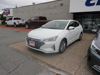 Used 2020 Hyundai Elantra Preferred w-Sun & Safety Package IVT for sale in Ottawa, ON