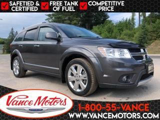 Used 2017 Dodge Journey GT AWD...V6*LEATHER*SUNROOF! for sale in Bancroft, ON