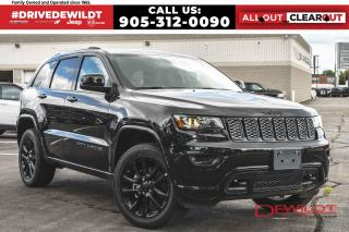 New 2020 Jeep Grand Cherokee ALTITUDE | SUNROOF | ALL-WEATHER GROUP | for sale in Hamilton, ON