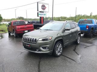Used 2019 Jeep Cherokee 3.2L Overland 4WD for sale in Sudbury, ON