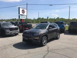 Used 2018 Jeep Compass 2.4 North 4WD 1-Owner Trade-IN!! for sale in Sudbury, ON