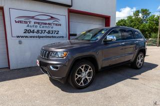 Used 2019 Jeep Grand Cherokee Limited 4x4 *LTHR*S/ROOF*NAVIGATION* for sale in Winnipeg, MB