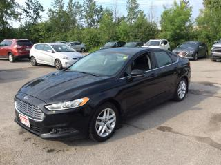 Used 2016 Ford Fusion SE - BACK UP CAM - CRUISE - BLUETOOTH! for sale in Ottawa, ON