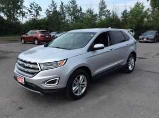 Used 2018 Ford Edge SEL AWD - BACK UP CAM - CRUISE - BLUETOOTH! for sale in Ottawa, ON
