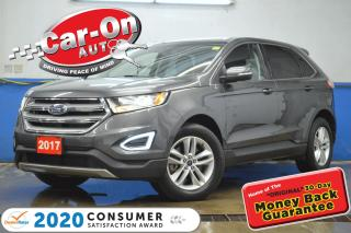 Used 2017 Ford Edge SEL AWD REAR CAM HTD SEATS LOADED for sale in Ottawa, ON