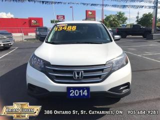 Used 2014 Honda CR-V LX for sale in St Catharines, ON