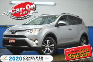 Used 2018 Toyota RAV4 XLE AWD SUNROOF REAR CAM HTD SEATS ADAPTIVE CRUISE for sale in Ottawa, ON