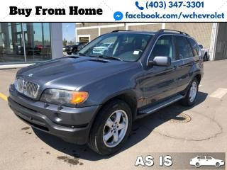 Used 2002 BMW X5 4.4i for sale in Red Deer, AB