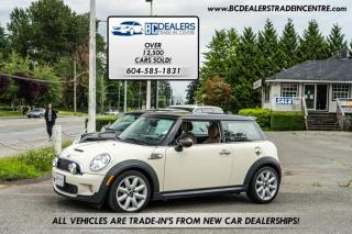 Used 2010 MINI Cooper Hardtop S COUPE