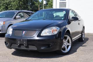 Used 2009 Pontiac G5 2dr Cpe GT Sport | Manual | Leather | Sunroof for sale in Waterloo, ON