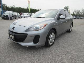 Used 2013 Mazda MAZDA3 4dr Sdn GS-SKY for sale in Newmarket, ON