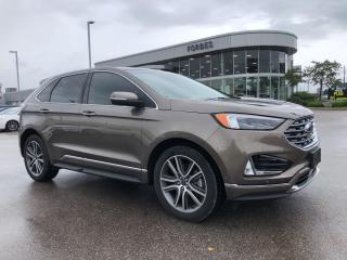 Used 2019 Ford Edge TITANIUM \ AWD \ ONE OWNER \ GREAT BUY! \ for sale in Waterloo, ON