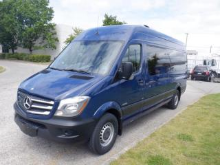 Used 2016 Mercedes-Benz Sprinter 2500 High Roof 170-in. WB 12 Passenger Van Diesel for sale in Burnaby, BC