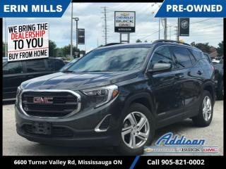 Used 2018 GMC Terrain SLE  HEATED SEATS|REAR CAM|REMOTE STRT| for sale in Mississauga, ON