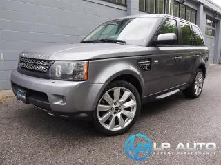 Used 2012 Land Rover Range Rover SPORT SUPERCHARGED for sale in Richmond, BC