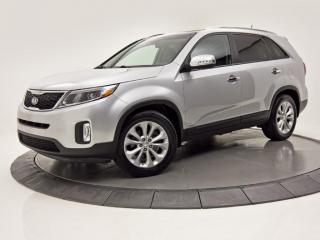 Used 2015 Kia Sorento AWD V6  EX LUXE CUIR TOIT PANO for sale in Brossard, QC