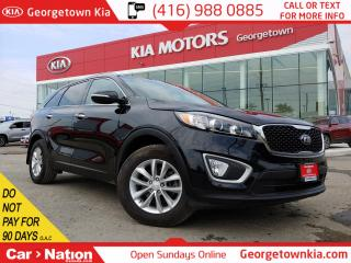 Used 2018 Kia Sorento LX | B/UP CAM | 1-OWNER | ACCIDENT-FREE | LOW KM | for sale in Georgetown, ON