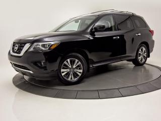 Used 2018 Nissan Pathfinder 4x4 SL  7 PLACES CUIR TOIT NAV for sale in Brossard, QC