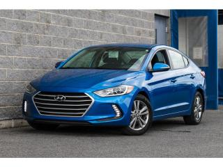 Used 2017 Hyundai Elantra GL AUTO  BLUETOOTH CRUISE Back up cam for sale in Brossard, QC