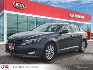 Used 2015 Kia Optima EX for sale in Port Dover, ON