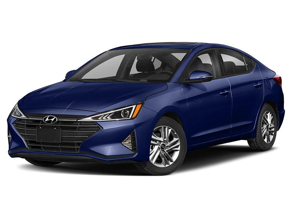 2020 Hyundai Elantra Ultimate NO OPTIONS