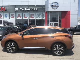 Used 2018 Nissan Murano Platinum for sale in St. Catharines, ON