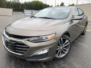 Used 2020 Chevrolet Malibu PREMIER 2WD for sale in Cayuga, ON