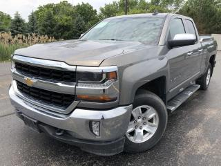 Used 2017 Chevrolet Silverado 1500 LT Dbl Cab 4X4 for sale in Cayuga, ON