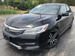 Used 2017 Honda Accord Touring 2WD for sale in Cayuga, ON