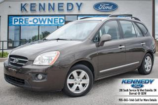 Used 2009 Kia Rondo EX for sale in Oakville, ON