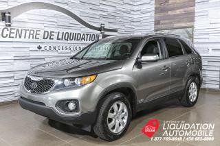 Used 2013 Kia Sorento LX+AWD+MAGS+A/C+BLOUTOOTH for sale in Laval, QC