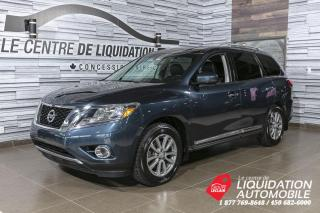 Used 2016 Nissan Pathfinder SL+AWD+MAGS+A/C+CAM/REC+BLUETOOTH for sale in Laval, QC