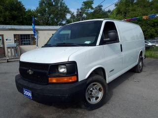 Used 2006 Chevrolet Express 1500 Certified for sale in Oshawa, ON