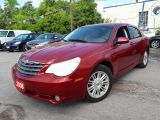 Photo of Red 2008 Chrysler Sebring