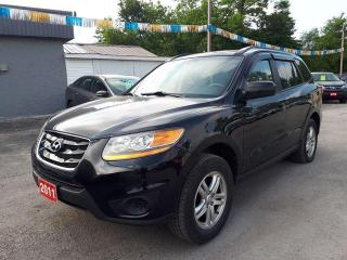 Used 2011 Hyundai Santa Fe GL Certified for sale in Oshawa, ON