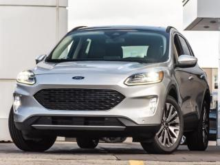New 2020 Ford Escape Titanium Hybrid for sale in Niagara Falls, ON