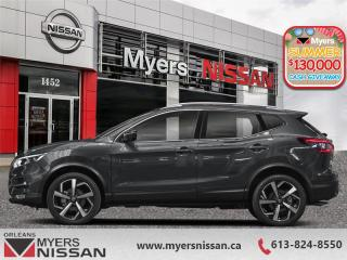 New 2020 Nissan Qashqai FWD SV  - Sunroof for sale in Orleans, ON