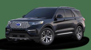 New 2020 Ford Explorer Platinum for sale in Ottawa, ON